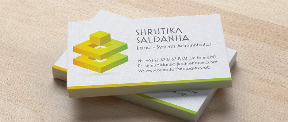 How to create business cards 10 golden design rules by vistaprint 2 first impressions count colourmoves