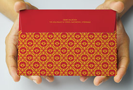 matching envelopes create a coordinated look with envelopes that match with your wedding invites
