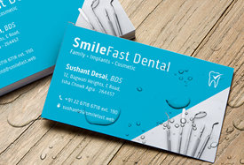 Visiting card design business card online visiting cards maker choose how to design reheart Gallery