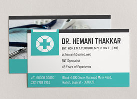 Visiting card design business card online visiting cards maker great visiting cards need great logos reheart Gallery