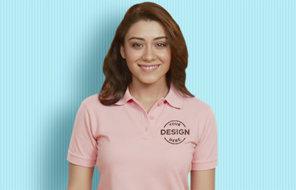 Embroidered clothing personalised sweatshirts laptop for Vistaprint polo shirts review