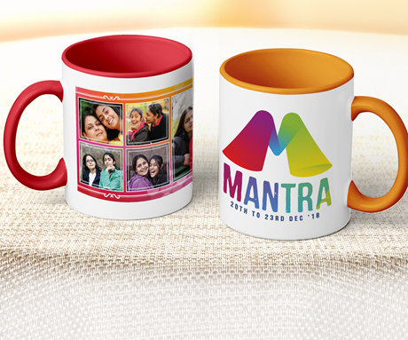 Personalised Mugs -  A mug for every season and every reason