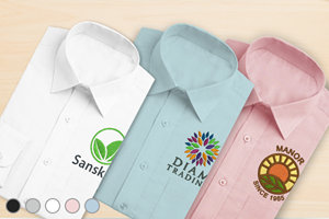 Embroidered Office Shirts