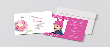 Cards & invites for religious events