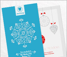 Personalised holiday cards vistaprint corporate holiday cards reheart Gallery