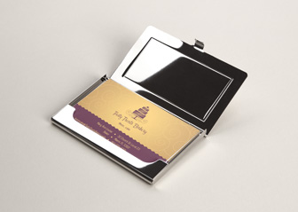 Metal Visiting Card Holders