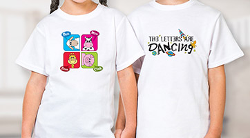 Shop Personalised Baby Toddlers And Kids T Shirts Online