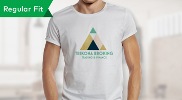 T-shirt printing |Customised T-shirts for men with photo, text or ...
