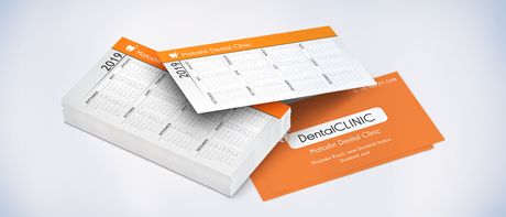Business calendars - pocket calendars by Vistaprint