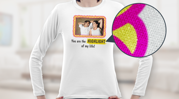 Shop T Shirts For Women Online Customise With Photo Quote Or